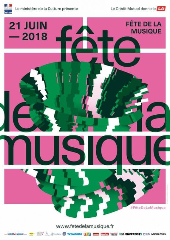 Fête de la musique 2018 à Saint-Malo