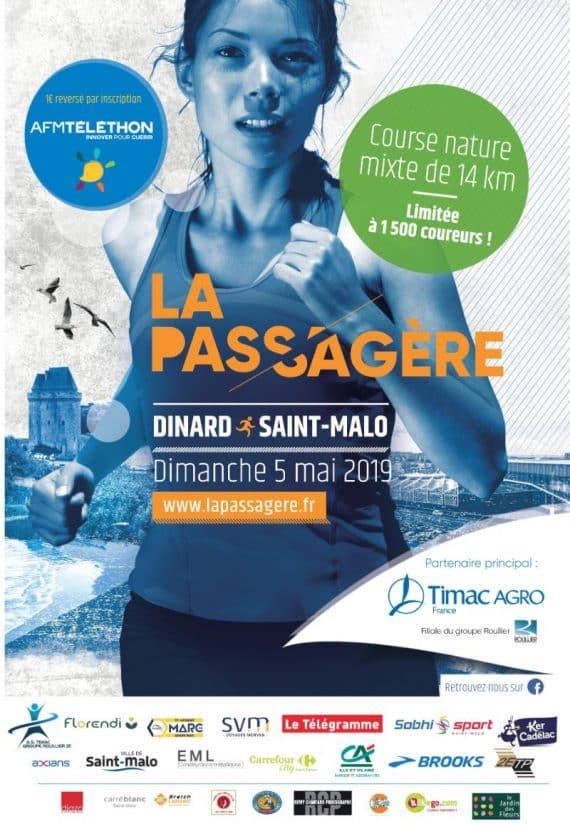 Trail La Passagère