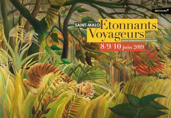 Festival Étonnants Voyageurs 2019