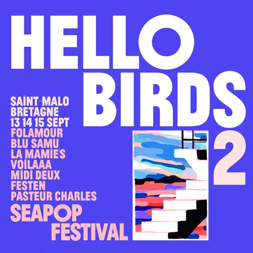 Hello Birds Saint-Malo
