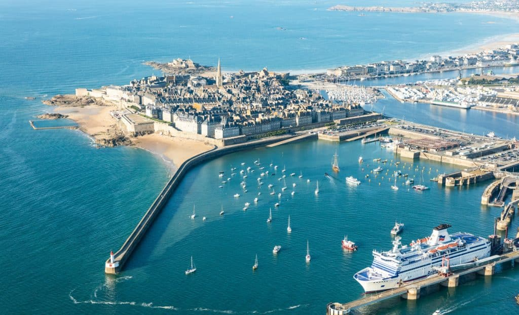 Summer Holiday in Saint-Malo